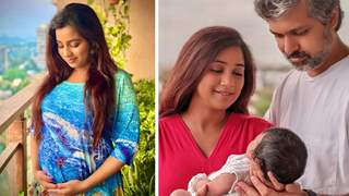 Shreya Ghoshal shares first picture of baby boy, Reveals his name: See Post