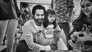 Varun Dhawan shares priceless photos from his niece's birthday celebration; wife Natasha turns photographer?