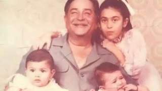 Raj Kapoor death anniversary: Riddhima Kapoor Sahni shares childhood picture in memory of grandfather!