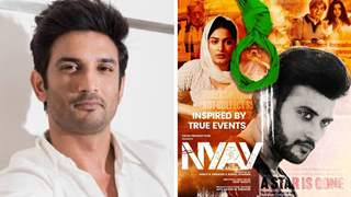 Nyay: The Justice does not contain Sushant Singh Rajput's name or likeness: Filmmakers to HC