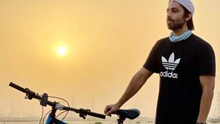 Himansh Kohli shares childhood connection with cycling on World Bicycle Day