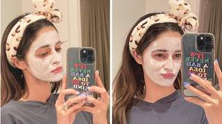 """""""It's never a bad idea to be kind"""": Ananya Panday shares mirror selfies with a message"""