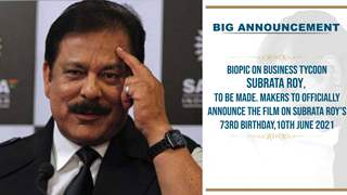 Biopic on Subrata Roy, Sahara Chairman confirmed: See Announcement