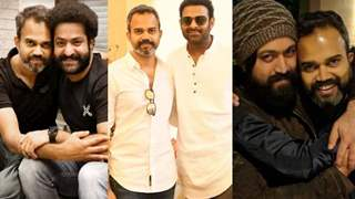 Happy Birthday Prashanth Neel: Prabhas, Jr. NTR and KGF team share their best wishes in style