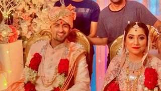 Ankit Gera gets hitched with Rashi Puri