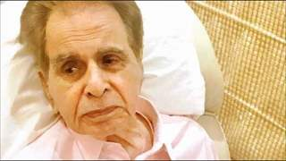 Dilip Kumar admitted to the hospital complaining of breathlessness
