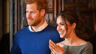 Prince Harry & Meghan Markle welcome baby girl; name Lilibet Diana
