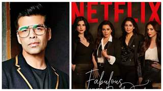 Karan Johar reveals the idea of 'Fabulous Lives of Bollywood Wives' came to him at a 'chautha'