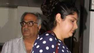 Anshula Kapoor discharged from hospital, Dad Boney Kapoor gives health update