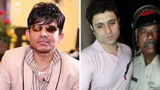 """KRK claims he met Shiney Ahuja after jail release with a film offer: """"I told him- Your career is finished"""""""