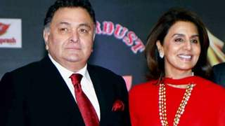 """Neetu Kapoor remembers late Rishi Kapoor with an """"Ironical pic""""; shares a candid moment with hubby"""