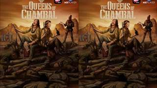 The Queens of Chambal: ALTBalaji announces yet another interesting tale of women with artsy poster
