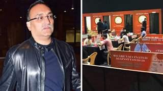 Pics: Aditya Chopra opens YRF doors for vaccination, pledges to vaccinate 30,000 members