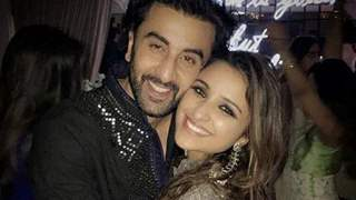 """Parineeti Chopra on working with Ranbir Kapoor: """"I'm excited to just be, on the sets, observe, learn from him"""""""