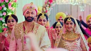 Nimrit Kaur Ahluwalia and Avinesh Rekhi talk about Choti Sarrdaarni clocking in 500 episodes