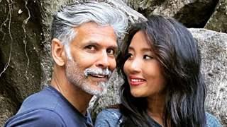 Milind Soman's wife Ankita Konwar breaks silence on 'marrying an older man'