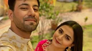 Shaurya Aur Anokhi Ki Kahani duo Karanvir and Debattama on show completing 150 episodes