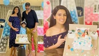 "Inside Geeta Basra's virtual baby shower: ""My girl gang, Bhajji arranged everything, I had absolutely no clue"""