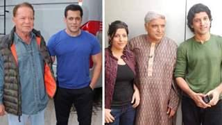 Salman Khan, Farhan-Zoya join hands for documentary on Salim Khan & Javed Akhtar titled 'Angry Young Men'