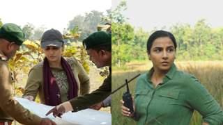 Vidya Balan starrer Sherni's new song celebrates real-life hard working and strong women; watch video!