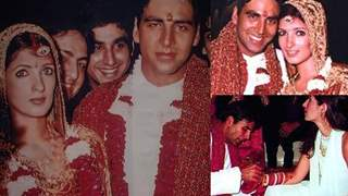 Akshay Kumar and Twinkle Khanna's low-key wedding pics go viral after 20-years of marriage; see pictures!