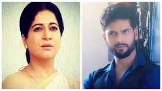 Raghav and Amma's emotional reunion in Mehndi Hai Rachne Wali