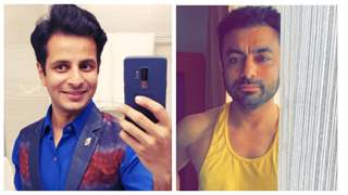 Ojas Rawal and Kalpesh Chauhan bag Wagle Ki Duniya 2