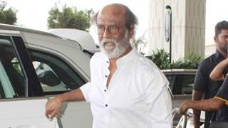 Rajinikanth leaves for the USA with his wife Latha for a health check-up; Details below