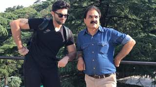 Father's Day: Sasural Simar Ka 2's Akash Jagga says ''My father is my role model and I look up to him''
