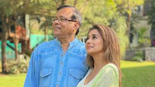 """""""My followers have become fans of my Dad after he started creating content with me"""", Tina Datta"""
