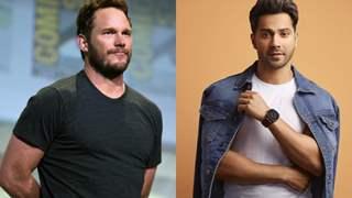Varun Dhawan organizes a virtual birthday party for Chris Pratt, latter has an epic reaction in 'Hindi'!