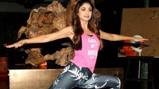 """World Yoga Day: Shilpa Shetty encourages people to practice Yoga: """"Devote at least 10 minutes of your day"""""""