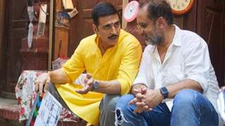 Akshay Kumar starts shooting for 'Raksha Bandhan', dedicates the film to his sister Alka with a special note!