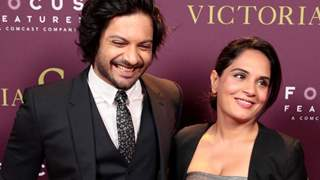 Richa Chadha plans a special event to celebrate 'World Music Day'; Beau Ali Fazal to host a live session!