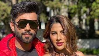 Nikki Tamboli opens up on her current equation with Rahul Vaidya
