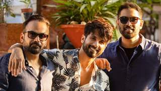 """Shahid Kapoor on his digital debut with Raj and DK: """"I'm very nervous"""""""