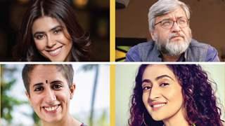 Pagglait team reunites: Ekta Kapoor, Guneet Monga sign Umesh Bist for three-film deal