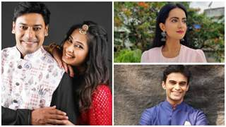 Priya Marathe, Shantanu Moghe, Aastha Chaudhary and Amit Dolawat in upcoming movie titled 'Second Mother'