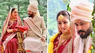 Yami Gautam-Aditya Dhar ensured eco friendly wedding: No wastage of food, traditional mandap & more
