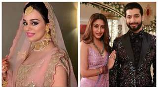 Sharad Malhotra's wife Ripci Bhatia lashes out at Surbhi-Sharad fans for going overboard