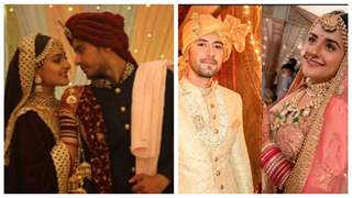 Ishqi-Ahaan and Shaurya-Anokhi; gear up for two most awaited weddings of television