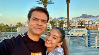 Anushka Sen's father stuck in Capetown while she returns India; here's why