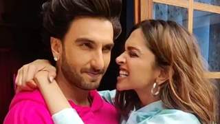 Deepika Padukone can't stop crushing over hubby Ranveer Singh's latest photos; Drops a flirty comment