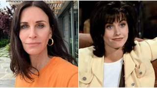 Courteney Cox reveals it 'hurt' being the only 'Friends' actor not nominated for an Emmy