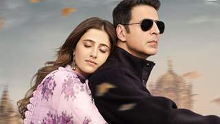 """Akshay Kumar releases song poster of 'Filhaal 2' with Nupur Sanon; latter calls it """"opportunity of a lifetime"""""""