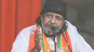 Kolkata Police issues notice to Mithun Chakraborty over his controversial BJP rally