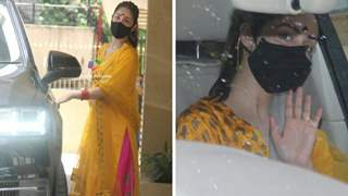 New bride Yami Gautam steps out with husband Aditya Dhar after marriage: Pics