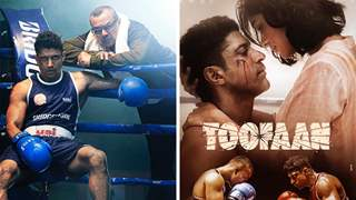Toofan: Farhan Akhtar shares new posters with Paresh Rawal, Mrunal Thakur ahead of trailer launch