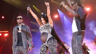 Cardi B announces her second pregnancy with husband Offset, at BET Awards 2021