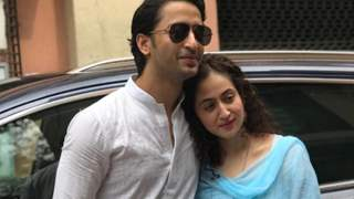 Shaheer Sheikh and Ruchikaa Kapoor to welcome their baby in September?